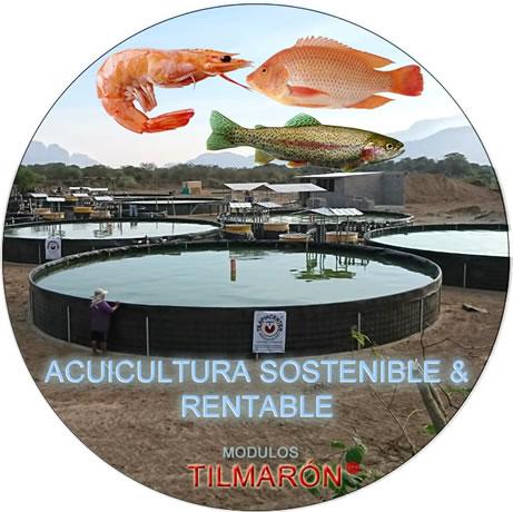 Acuicultura Sostenible y Rentable